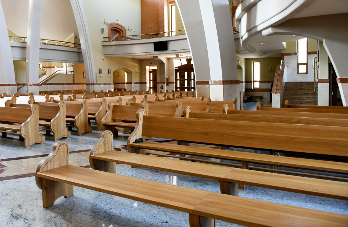 Parafia św. Jana Pawła II w Nowym Sączu