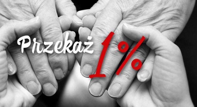 Dołącz do grona naszych przyjaciół darczyńców i przekaż 1% podatku na Caritas